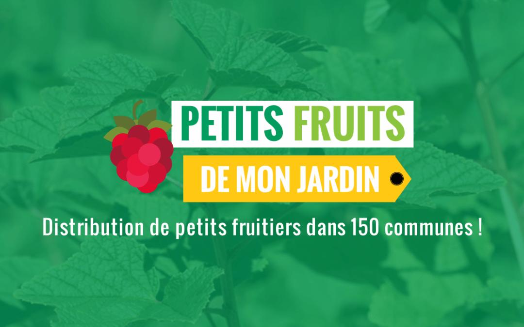 Dites nous ! … et distribution de petits fruitiers !