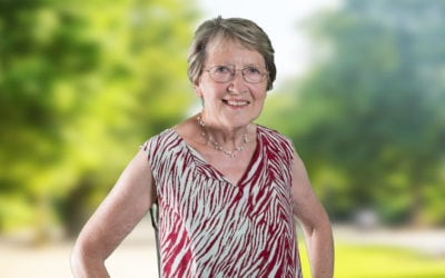 Andrée DEBAUCHE, candidate à la Province