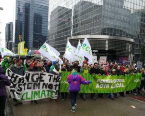 ECOLO demande des mesures fortes pour le climat avant les élections – Manifestation du 27 janvier 2019