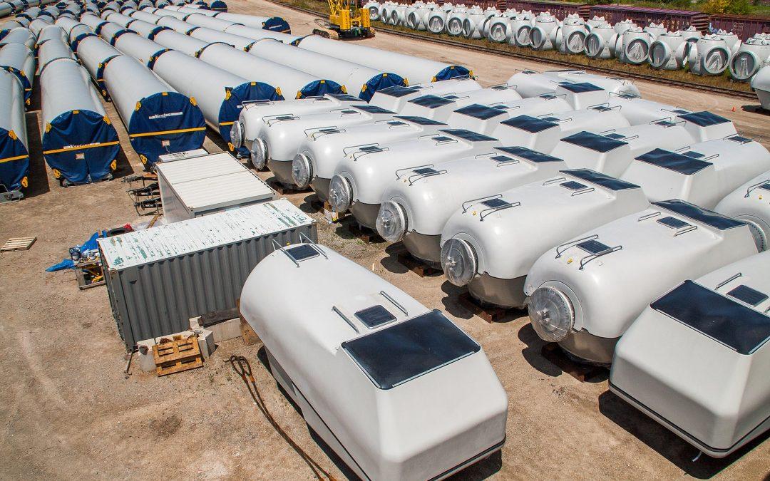 Bientôt des éoliennes sur le plateau de Chastre ?  Les nouvelles propositions d'action d'ecolo !