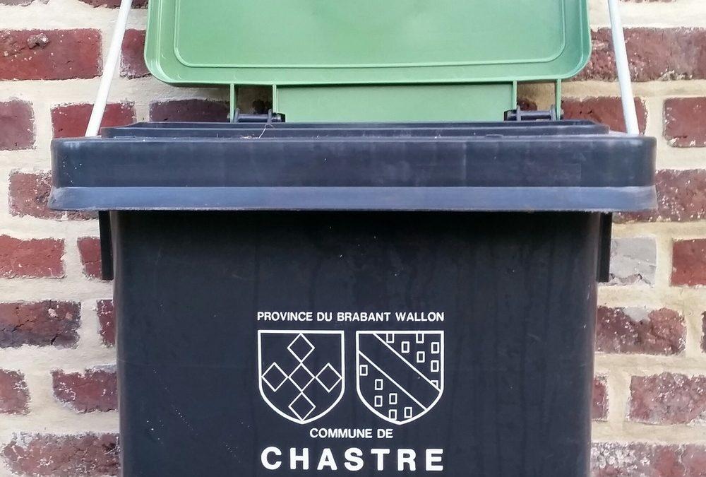 FOIRE AUX QUESTIONS sur le fonctionnement des poubelles à puces à CHASTRE