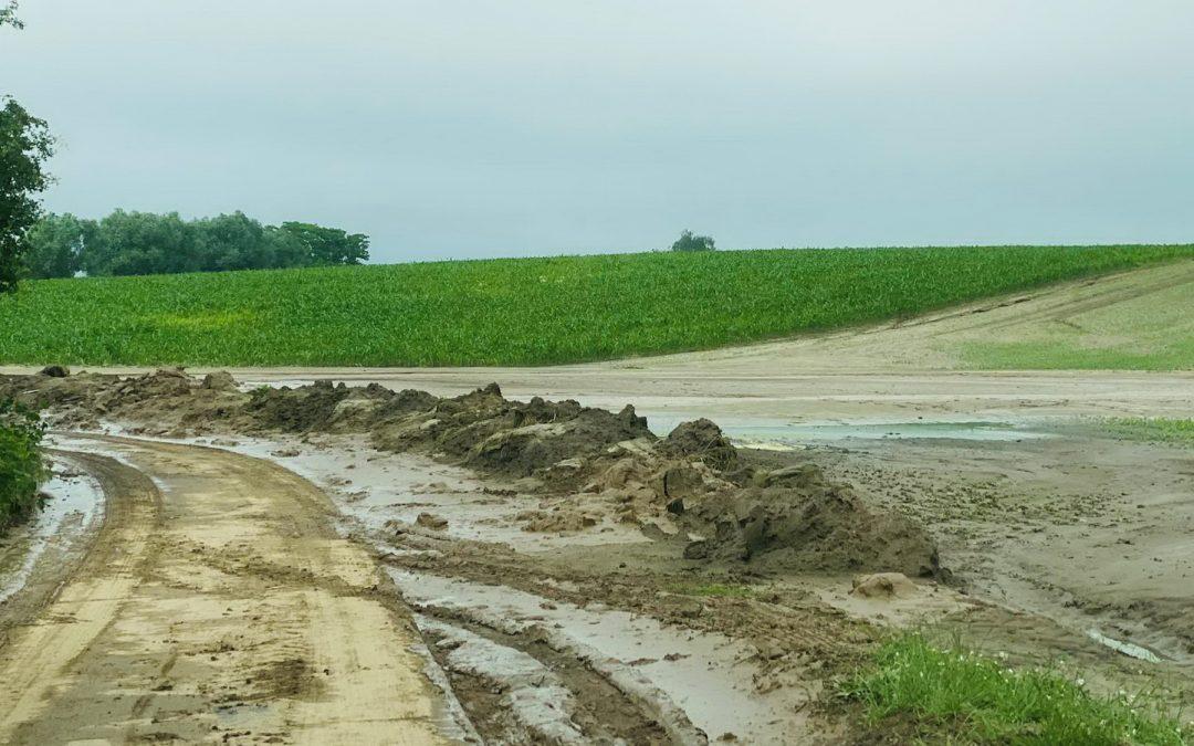 Coulées de boues et inondations à Chastre – Un plan d'ensemble sur le territoire s'impose